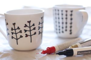 Trendy DIY Mugs - Misi Overturf