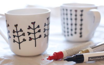 Mug Makes – A pen for porcelain